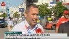 Cumhurbaşkanlığı Bisiklet Turu Marmaris-Bodrum etabı koşuldu