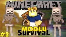 Minecraft Modlu Survival - Doctor Yarasa - Bölüm 2