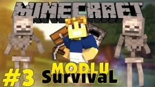Minecraft Modlu Survival - Kule Testi - Bölüm 3