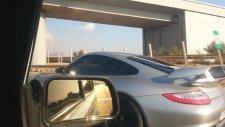 Porsche 911 İle Kapışan Lada