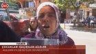 Çocukları kaçırılan ailelerin eylemi sürüyor