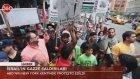 ABDde Gazze protestosu