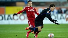 Paderborn 0-3 Hamburg - Maç Özeti (4.2.2015)