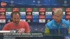 Arsene Wenger temkinli konuştu