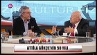 Attila Gökçe ve Ali Kocatepe Kültür Fizike konuk oldu