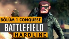 Battlefield Hardline Oynuyoruz - Conquest Mode