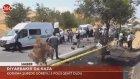 Diyarbakırda kaza: 3 polis şehit