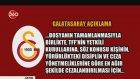 Galatasaraydan Volkan Tepkisi