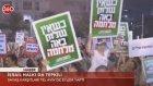 Savaş karşıtları Tel Avivde toplandı