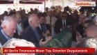 Ali Şenin Torununun Mezar Taşı Görenleri Duygulandırdı