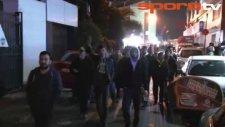 Kadıköyde Fenerbah.çe, Bayburt, Galatasaray Dostluğu!...