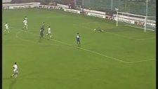 UEFA Kupası Bochum - Trabzonspor Maçı Trabzonspor'un Golleri