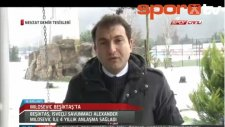 Beşiktaş, Milosevicle Anlaştı!