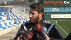 Tunay Torun: Maçtan 3 puanla ayrılacağımıza inanıyorum