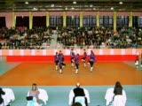 Isparta Gazi Lisesi 2009 Halk Oyunları Ekibi