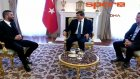 Arda Turandan Davutoğluna Ziyaret!...