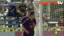 La Masiada Messi Golü!...