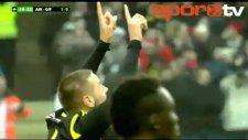 Milosevicten Çılgın Bir Gol!...