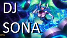 DJ Sona Kostüm Tanıtımı
