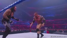 WWE Bragging Rights 2009 Batista vs The Undertaker vs Rey Mysterio vs CM Punk Full Match HD