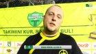 Allstar 35 maç sonu basın toplantısı Kıvanç GüngörHD / İZMİR/