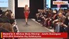Madridde 8. Mfshow Moda Etkinliği - Adolfo Dominguez 2015-2016 Sonbahar-Kış Koleksiyonu