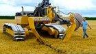 Toprak Altından Hortum Geçirmeye Yarayan İlginç Makine