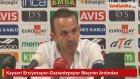 Kayseri Erciyesspor-Gaziantepspor Maçının Ardından