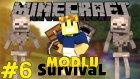 Minecraft Modlu Survival - Modern Eve Başlangıç - Bölüm 6