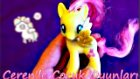 My Little Pony Fluttershy Bebeği