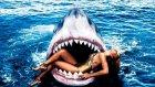Rihanna Köpekbalıklarıyla Birlikte Yüzdü