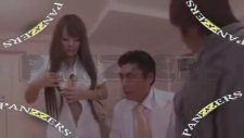 Japon Geyşa Hitomi Tanaka Üniformaya Sığmıyor Panzzers