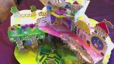 Prenseslerin Masal Sarayı (3 Boyutlu Saray)