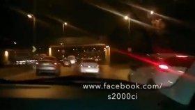 Trafikte Makas Atarken Kaza Yapmak