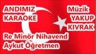 ANDIMIZ Karaoke Md Altyapısı Şarkı Sözü Ne Mutlu Türküm Diyene