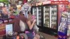 Market Müşterileri Koltuk Şakasına Yakalandı