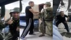 Asker Şakası - Baskın Var