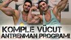 Komple Vücut Antrenman Programı / Anlatım / Kombınasyonlar / Shredded Brothers