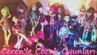 Monster High Bebekleri Kolleksiyonu