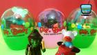 3 Sürpriz Yumurta Açımı - Kurmalı Hareketli Oyuncaklar #3 Oyuncak TV