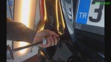 Honda Jaaz Sonax PDR Boyasız Göçük Düzeltme Uygulaması