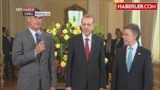 Mondragon, Cumhurbaşkanı Erdoğanı Ziyaret Etti