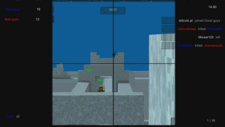pacogames pixel warfare
