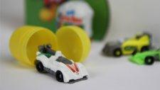 Sürpriz Yumurta Açma - Yarış Arabası (Bugatti Veyron)