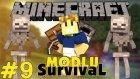 Minecraft Modlu Survival - ÇOK ZOR - Bölüm 9