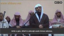 Yasser Al Dosari - 89 - Fecr Sûresi ve Meali (Kıraat 3) 720p