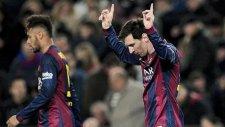 Barcelona 3-1 Villareal (Maç Özeti)