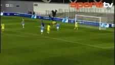 David  Villa İlk Golünü Attı!
