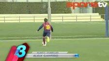 Genç Barçalıdan Muhteşem Gol!