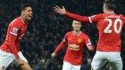 Manchester United 3-1 Burnley (Maç Özeti)